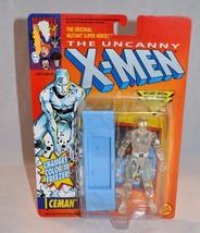 1992 Marvel The Uncanny X-Men Iceman Action Figure Toy Biz - $14.99