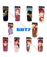 Kpop GOT7 Hard Carry Water Cup Jackson Bambam Bottle JB JR Mark Tea Coff... - $7.99