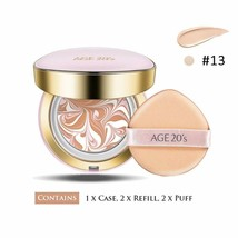 AGE 20's Signature Essence Cover Pact SPF 50+ PA++++ Moisture #13 IVORY - $28.70