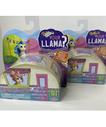 Who's your Llama Series 2 Mystery Set of 2 Jakks Ages 4+ Figurines Figur... - $19.75