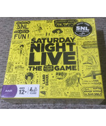 Saturday Night Live THE Game Board Game SNL NEW SEALED - $14.95