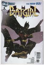 Batgirl #6 VF DC Comics 2012 Adam Hughes Cover New 52 Batman Simone Syaf... - $3.95