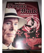 Rogue Male The Mission: Kill Hitler DVD (Peter O'Toole) WWII, Nazi Germany - $12.74