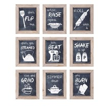 Kitchen Inspirations Wall Decor - Ast 9 - $140.01