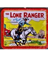 The Lone Ranger Tin Lunch Box - $24.00