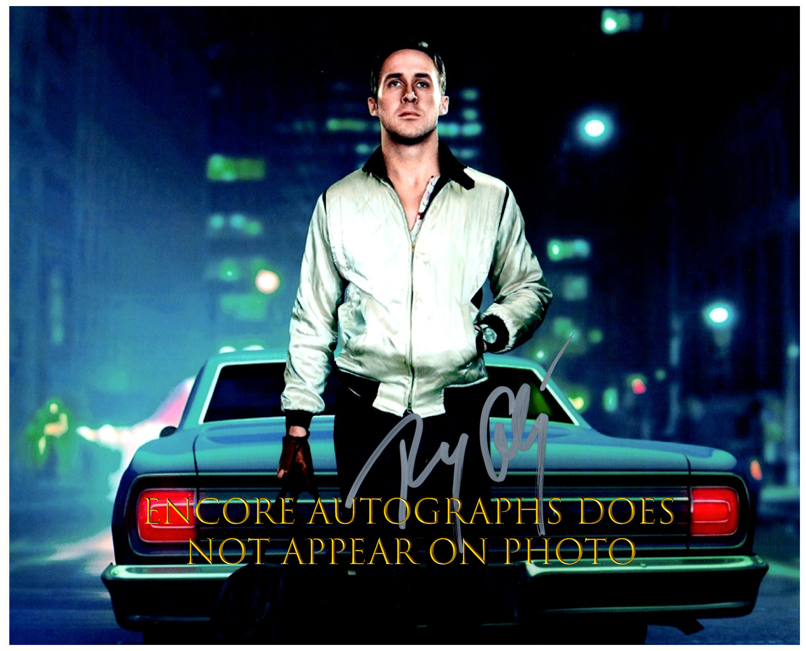 Primary image for RYAN GOSLING  Authentic Original  SIGNED AUTOGRAPHED PHOTO w/ COA 170