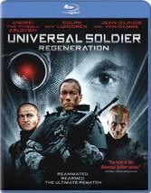 Universal Soldier Regeneration (Blu-ray/Ws 2.35 A/Dd 5.1/Eng-Sub)
