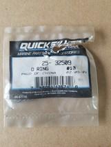 Genuine Mercury Quicksilver O-Ring 25-32509 QTY 1 - $2.72