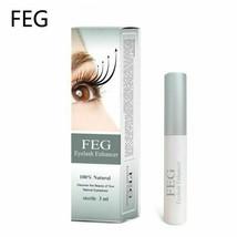Feg Eyelash Enhancer Eyelash Serum Eyelash Growth Serum Treatment Natura... - $6.30