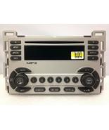 CD MP3 XM ready radio for 2006 Equinox. OEM factory original GM stereo. ... - $110.86