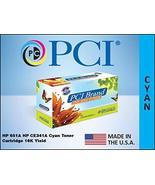 PREMIUM COMPATIBLES Compatible Toner Cartridge Replacement for HP CE341A... - $132.12