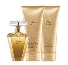 Avon Rare Gold 3 pc. Collection - $29.20