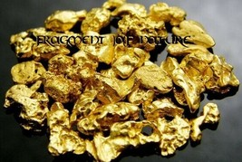 Midas touch spell !!! 100% REAL GOLD NUGGET !!! - $24.95