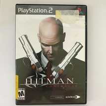 Hitman: Contracts (Sony PlayStation 2, 2004) Complete - $7.91
