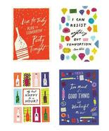 Papyrus Words to Live By All Ocassion Greeting Cards blank 20 boxed set F - $24.77