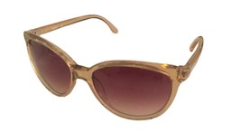 Kenneth Cole Reaction Mens Square Crystal Brown Sunglass KC1285 45F - $17.99