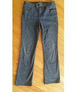 Women's size 10 Bootcut stretch Blue Indigo color Bandolinoblue Jeans De... - $12.82