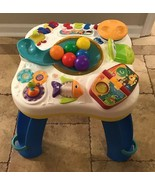 Bright Starts Having a Ball Get Rollin' Activity Table - Lots of Fun Fea... - $35.64