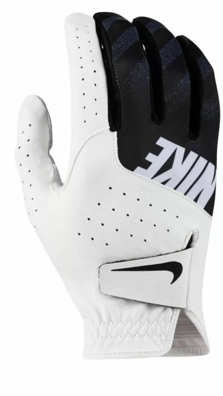 Primary image for Nike TECH/SPORT Dri-fit Men/Women Golf Glove Leather Mesh Regular/Cadet Various