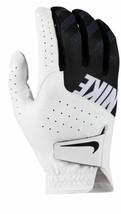 Nike TECH/SPORT Dri-fit Men/Women Golf Glove Leather Mesh Regular/Cadet ... - £10.86 GBP