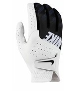 Nike TECH/SPORT Dri-fit Men/Women Golf Glove Leather Mesh Regular/Cadet ... - $14.99
