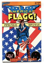 American Flagg #1 comic book 1983-Howard Chaykin-1st issue - $22.35
