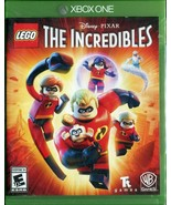 LEGO The Incredibles (Microsoft Xbox One, 2018) Brand New - $15.14