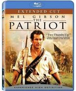 The Patriot (Blu-Ray Disc, 2007) - $10.95