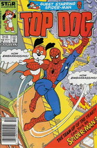 Top Dog #10 (Newsstand) VG; Marvel Star | low grade comic - save on shipping - d - £1.30 GBP