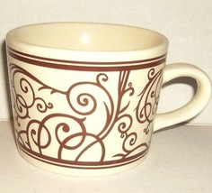 WHITE/RED DETAIL MUG - $10.99