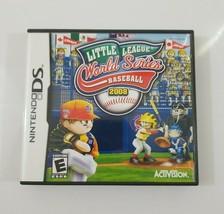 Little League World Series Baseball 2008 (Nintendo DS, 2008) - $8.68
