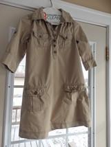 Girls Khaki Dress  by Old Navy   sz L - $8.37
