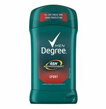 2-PACK Degree Men Original Protection Antiperspirant Deodorant Sport 2.7 oz - $2.89