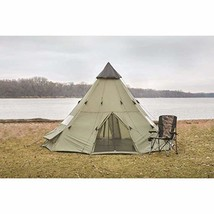 Hunting Camping Teepee Tent 18' x 18' image 2