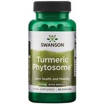 Swanson Turmeric Phytosome with Meriva 500 Milligrams 60 Capsules - $55.55
