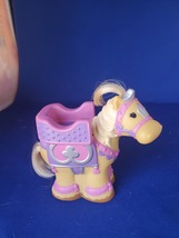 Fisher Price Little People Royal Kingdom Castle Horse  - $8.00