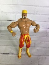 Jakks Pacific WWE Hulk Hogan Still Rules Wrestling Action Figure Yellow ... - $39.59
