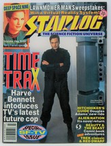 Starlog Magazine #188  March 1993- Terry Farrell ST:DS9 - $8.90