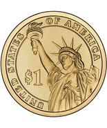 2010-D James Buchanan Presidential Dollar Uncirculated Collectable Ungra... - £1.49 GBP