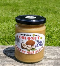 100% Raw Honey With Virgin Coconut 12.7 OZ/360G - $17.95