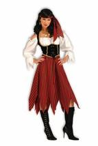 Forum Piraten Maiden Seeräuber Übergröße Erwachsene Damen Halloween Kost... - $29.38