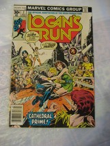 logans run #7 very good to fine condition 1976 marvel comics - £3.20 GBP