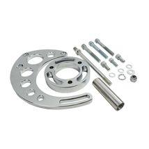 Chevy BBC Aluminum Alternator Bracket Kit Long Water Pump 396 402 427 454 502 image 3