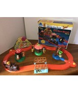 VTG 80s WINNIE THE POOH 100 Acre Woods Play Set Complete Spectra Disney ... - $140.95
