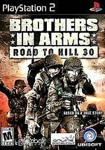 Brothers in Arms: Road to Hill 30 (Sony PlayStation 2, 2005) - $7.70