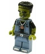 Lego CMF Series 14 Monster Rocker CMF Minifigure Only Frankenstein col222 - $11.24
