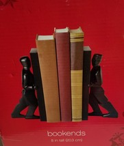 bookends pushing the limit stone resin - $14.95