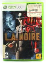 Microsoft Game L.a.  noire - $6.99