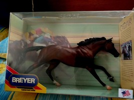 Breyer Traditional Mold # 476 Cigar Famous Race Horse NIB/FREE SHIP IN USA - $62.37