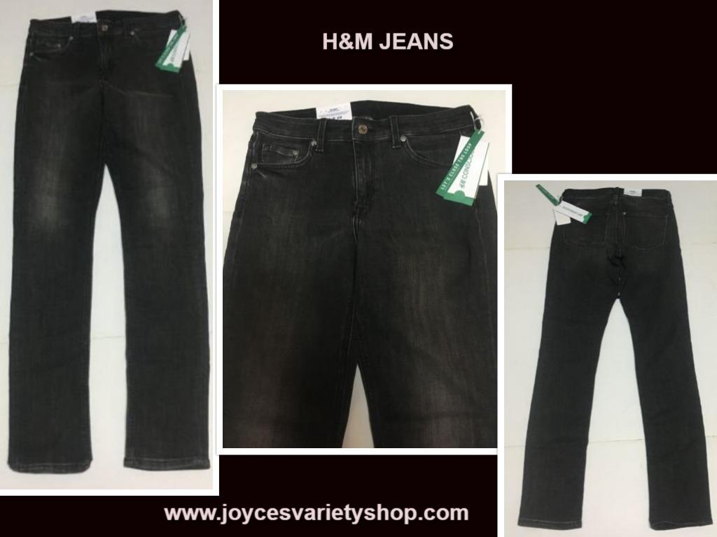 H m jeans web collage